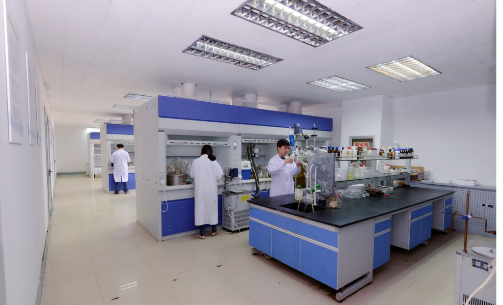 Lab Picture for brochure